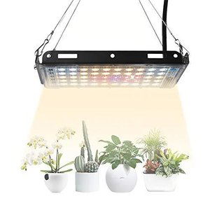 GreensinDoor 植物育成ライト 150W LED 水耕 栽培 用育苗ライト LED 室内栽培ライト 家庭菜園 室内園芸 観賞用 水耕栽|mount-n-online