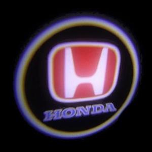 LEDレーザーロゴライト 【 HONDA 】 ホンダ ウェルカムライト (2個セット)★マーベリック #004 アンダースポット /|mount-n-online