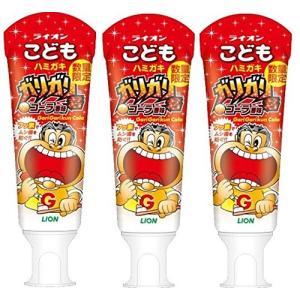 コーラ香味 3本セット ドラッグストア/ベビーケア・おむつ/乳歯・オーラルケア/子ども用ハミガキ粉