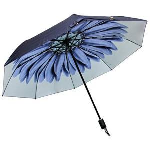 KO.MO.RE.BI 日傘 折りたたみ 輝くライトストーン 晴雨兼用 UVカット 完全遮光 かわいい上に高品質|mount-n-online
