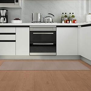 JOOCII キッチンマット 透明 床マット PVC 台所マット 450x1800x1.5mm 滑り止めマット ソフト 撥水 おしゃれ 汚れ防止|mount-n-online