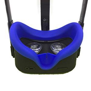 GREAT BLESS Oculus Quest 用 アイマスク, Oculus Quest VR シリコンカバー ,洗えるアイマスクパッド 、光漏れを防ぐ、防|mount-n-online