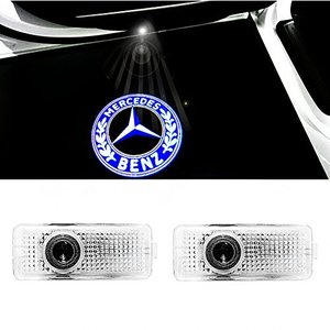 ColorBuy カーテシ LED カーテシランプ カーテシライト メルセデスベンツ CLAクラス CLSクラス車用 (Benz 2) mount-n-online