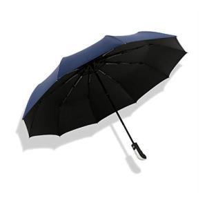 [エリスフォーマン] メンズ レディス 自動折りたたみ傘 ジャンプ傘 撥水繊維 防風 日傘 UVカット 完全遮光 10|mount-n-online