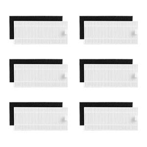 Eufy RoboVac 11S / 15C / 30C 交換用フィルターセット(RoboVac 1...