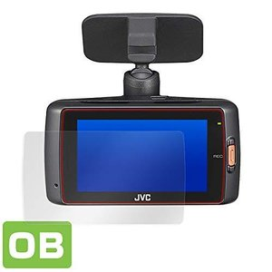 JVC ドライブレコーダー GC-DR1 用 日本製 指紋が目立たない 光沢液晶保護フィルム OverLay Brilliant OBGCDR1/12|mount-n-online