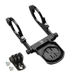 メーター+カメラ(GoPro/シマノスポーツカメラ装着可)ライトを追加を付けたい方向け。 ライトを付...