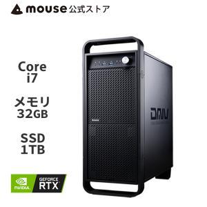 デスクトップパソコン 新品 DAIV Z7-CM-MA Windows 10 Core i7 32G...