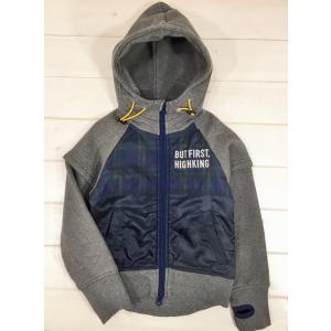 fakie hoody [130cm] '15秋冬 highking(ハイキング)子供服/パーカー|moutonkids