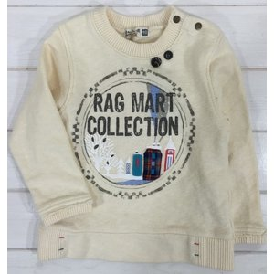 【SALE♪】ロゴプリントトレーナー [80-95cm] '15秋冬Rag Mart(ラグマート) 子供服/トップス/トレーナー|moutonkids