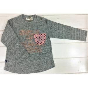 【2017春夏新作♪】RAG MART ポケット付きTシャツ[80-95cm] '17春夏 ラグマート/トップス|moutonkids