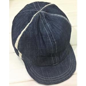 【2017春夏新作♪】RAG MART デニムベビー帽[46-48cm] '17春夏 ラグマート/帽子|moutonkids