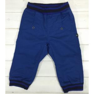 【SALE♪】リブ付きチノパンツ [90-120cm] '15秋冬 Bleu Horizon(ブルーオリゾン)子供服/ボトム/ズボン|moutonkids