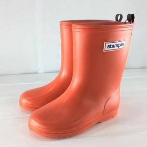 stample スタンプル  /  レインシューズ [13cm−19cm] レインブーツ 長靴|moutonkids