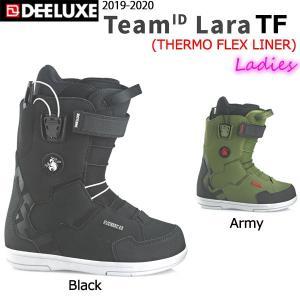 スノーボード ブーツ 靴 19-20 DEELUXE ディーラックス ID TEAM LARA TF...