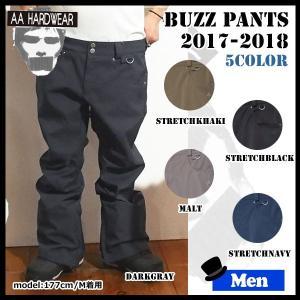 スノーボードウエア パンツ ウエアー  AA メンズ BUZ...