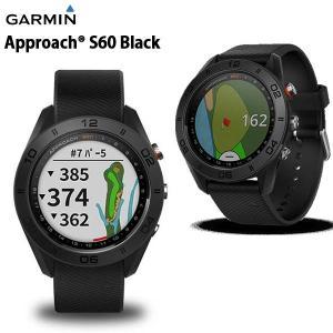 ゴルフ GARMIN ガーミン APPROACH S60 アプローチ GPSゴルフナビ ゴルフウォッチ 時計 腕時計 正規品 ブラック|move