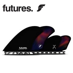 FUTURES FINS フューチャーフィン RTM  RETRO QUAD  (REAR 1/2 BASE) (4FINS) MACHADO QUAD マチャド クアッドフィン move