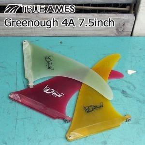TRUEAMES FIN(トゥルーアームス) Greenough 4A 7.5インチ ロングボード フィン ジョージ・グリノー move