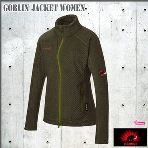 MAMMUT(マムート) GOBLIN Jacket Women (MMTBGN)|move