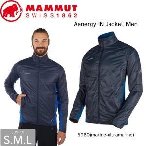 MAMMUT Aenergy IN Jacket Menマムート エナジー イン ジャケットカラー:5960|move