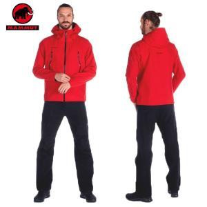 MAMMUT(マムート) CLIMATE Rain -Suit AF Men クライメイトレインスーツ アジアンフィット ゴアテックス  カラー:3528 (MAMMUT_2019SS) あすつく|move