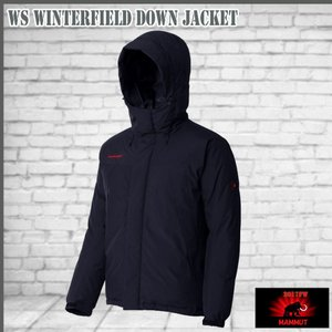 マムート ウインドストッパーウィンターフィールドジャケット MAMMUT WS WINTERFIELD Down Jacket カラー:5118   (mmt_2017fw) move