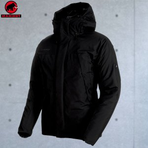 マムート(MAMMUT) Crater SO Thermo Hooded Jacket Men カラー:0001 black(MAMMUT_2018FW) move