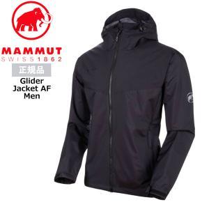 マムート グライダージャケット アジアンフィット カラー:0001/black MAMMUT Gli...