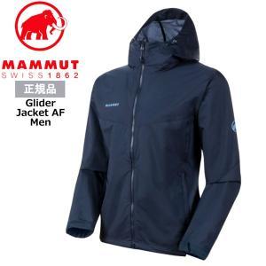 マムート グライダージャケット アジアンフィット カラー:5118/marine MAMMUT Gl...