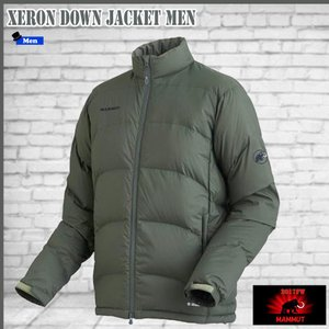 マムート エクセロンダウンジャケット MAMMUT XERON Down Jacket Men カラー:4994   (mmt_2017fw)|move