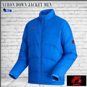 マムート エクセロンダウンジャケット MAMMUT XERON Down Jacket Men カラー:5967   (mmt_2017fw)|move