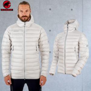 マムート(MAMMUT) Broad Peak Pro IN Hooded Jacket Men カラー:00103 marble(MAMMUT_2018FW)|move