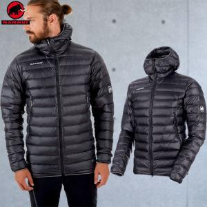 マムート(MAMMUT) Broad Peak Pro IN Hooded Jacket Men カラー:00150 phantom(MAMMUT_2018FW)|move