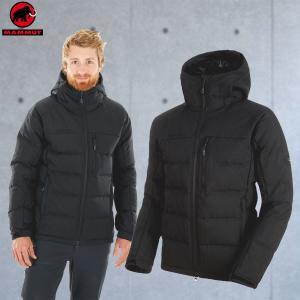 マムート(MAMMUT) SERAC IN Hooded Jacket Men カラー:0001 black(MAMMUT_2018FW)|move