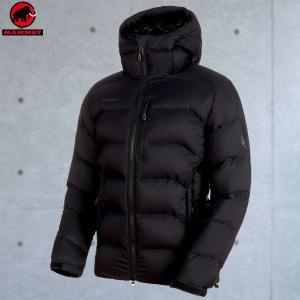 マムート(MAMMUT) Xeron IN Hooded Jacket Men カラー:0001 black(MAMMUT_2018FW) move
