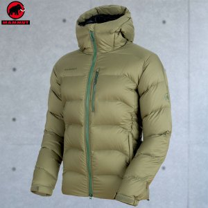 マムート(MAMMUT) Xeron IN Hooded Jacket Men カラー:4998 clover(MAMMUT_2018FW)|move