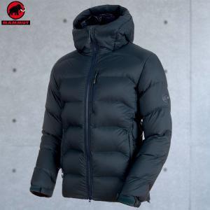 マムート(MAMMUT) Xeron IN Hooded Jacket Men カラー:5118 marine(MAMMUT_2018FW) move