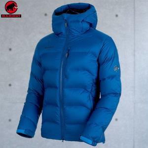 マムート(MAMMUT) Xeron IN Hooded Jacket Men カラー:5967 ultramarine(MAMMUT_2018FW) move