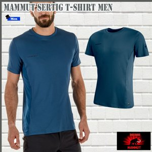 マムート SertigTシャツ  50021 MAMMUT Sertig T-Shirt Men (mmt_2018ss) 18ddscn|move