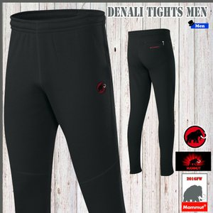 MAMMUT(マムート) Denali Tights Men カラー:0001(sale15)|move