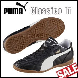 フットサルシューズ インドア プーマ PUMA Classico IT サッカー トレシュー move