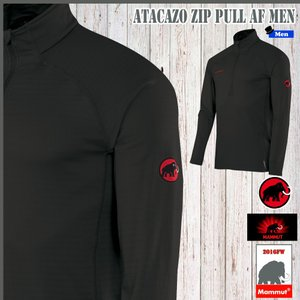 MAMMUT(マムート) Atacazo Zip Pull AF Men カラー:0001 (MMTBGN) move