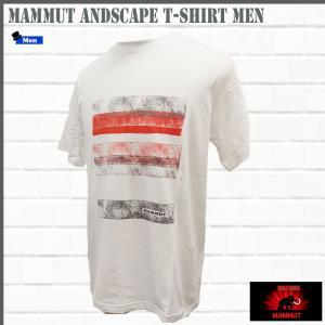 マムート Mammut Landscape  Tシャツ  0869 MAMMUT Mammut Landscape T-Shirt Men (mmt_2018ss) 18ddscn|move
