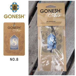 GONESH PAPER AIR FRESHENER ペーパーエアーフレッシュナー ガーネッシュ|move