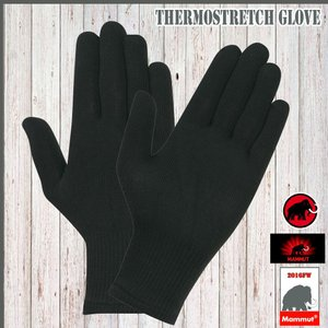 MAMMUT(マムート) Thermostretch Glove カラー:0001 (MMTBGN)|move