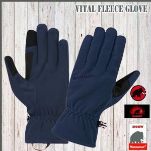 MAMMUT(マムート) Vital Fleece Glove カラー:5118   (mammut_2016FW)(PDN)|move