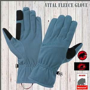 MAMMUT(マムート) Vital Fleece Glove カラー:5733   (mammut_2016FW)(PDN)|move