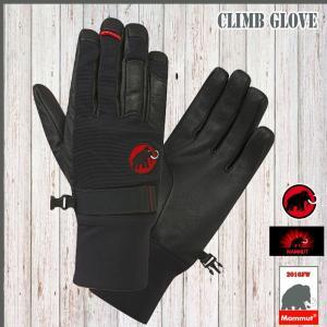 マムート MAMMUT Climb Glove カラー:0001(p15)|move
