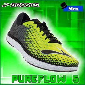 ランニングシューズ ブルックス BROOKS メンズ PUREFLOW 5 (781) マラソン ジョギング brk-16ss|move